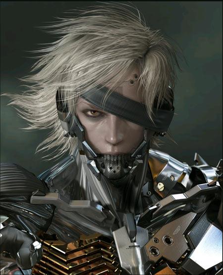 metal gear solid rising xbox 360 Trailer de Metal Gear Solid: Rinsing, E3 2010