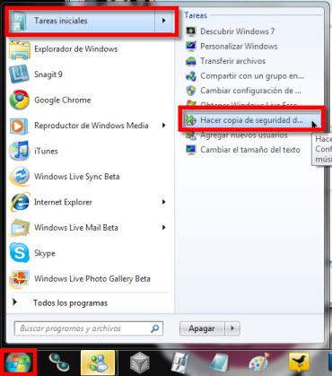 respaldo de archivos Como Respaldar tus archivos en Windows