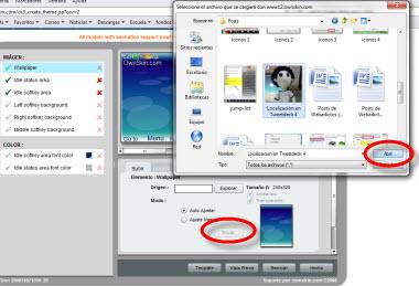 temas para celular Crear temas para celular en OwnSkin