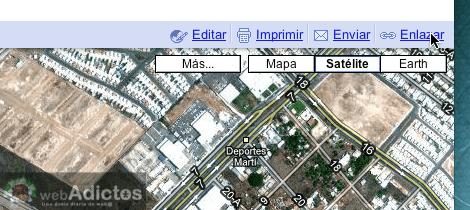 Como activar acortador url google maps 6 Como activar acortador de enlaces de Google Maps