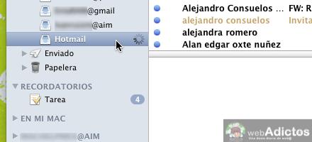 Como agregar cuentas de correo a mail de mac 5 Como agregar cuenta de correo a Mail de Mac