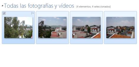 Crear panoramica Galeria fotos de Windows 2 Hacer fotos panorámicas con la galería de Windows Live