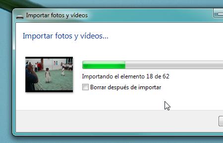 Importar fotos camara galeria fotografica windows 8 Importar fotos con Galería de Fotos de Windows Live