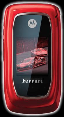 Motorola i897 Ferrari Motorola i897 Ferrari Special Edition, Nextel
