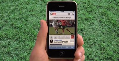 Nueva version de YouTube para moviles Nueva versión de YouTube para moviles