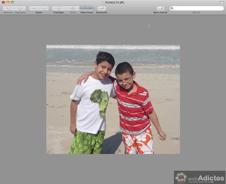 Recortar fotos e imagenes con Vista previa 5 Como recortar fotos con Vista Previa