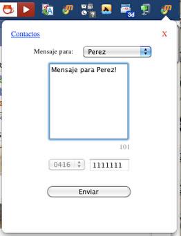mensajes movilnet Enviar mensajes a Movilnet Venezuela