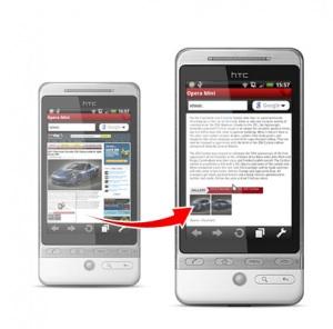 opera mini Opera Mini 5.1 para Android disponible