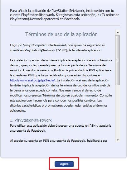 psn id facebook Vincula tu Playstation Network ID en Facebook