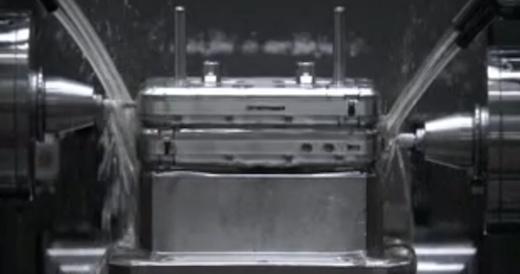 Liquidmetal Apple patenta la tecnología LiquidMetal