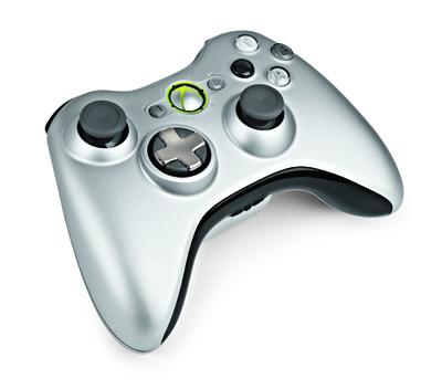 Nuevo control para el Xbox 360 Nuevo control para el Xbox 360