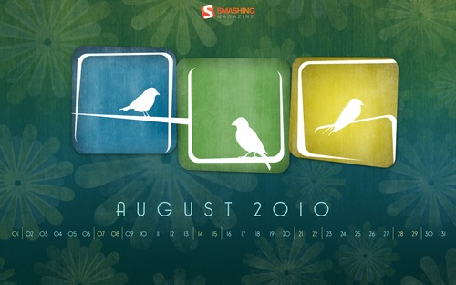 fondos gratis aves lacuna Fondos de pantalla, Agosto 2010