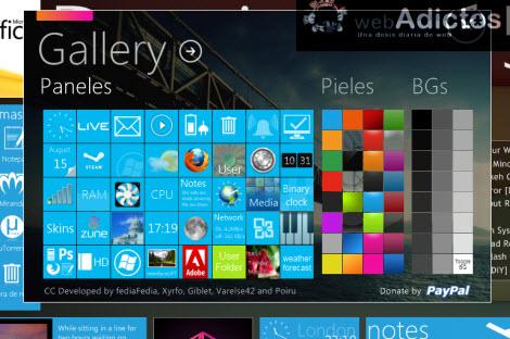galeria windows phone 7 Hacer que tu PC se vea como un Windows Phone 7