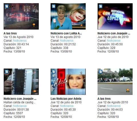 noticias televisa Noticieros televisa online