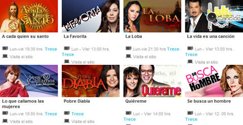 novelas tv azteca Novelas televisa y Tv Azteca online