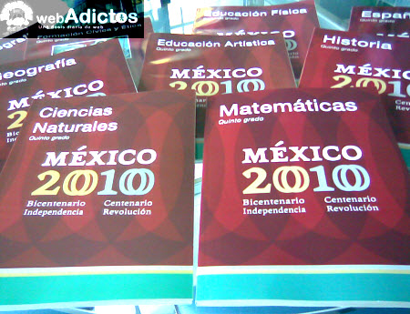 nuevos libros sep SEP lanza nuevos libros de texto gratuito por Bicentenario