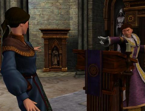 sims medieval Los Sims Medieval