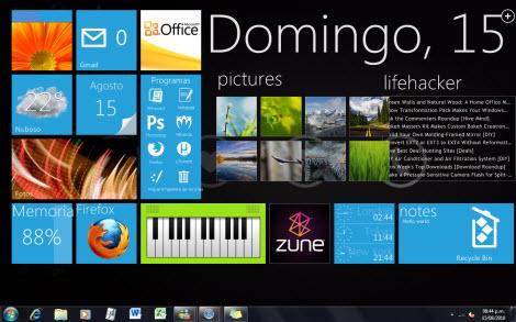tema windows phone 7 pc1 Hacer que tu PC se vea como un Windows Phone 7