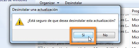 23 09 2010 09 44 19 a.m. Como reinstalar Internet Explorer 8 en Windows 7