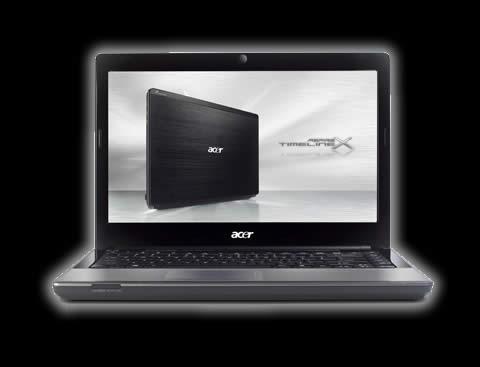 Aspire TimelineX 4820T black Acer Aspire TimelineX