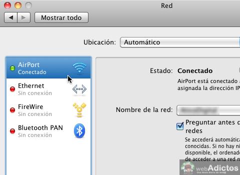 Encontrar direccion MAC en tu Mac 2 Obtener tu dirección MAC en tu Mac