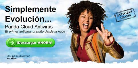 antivirus gratis Panda Cloud Antivirus Gratis