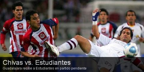 chivas vs estudiantes minuto a minuto apertura 2010 Chivas vs Estudiantes en vivo minuto a minuto, Apertura 2010