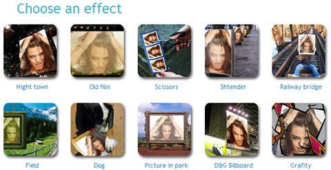 fotomontajes divertidos Hacer fotomontajes con PicFast