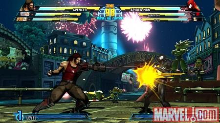 Mas personajes nuevos Marvel vs Capcom 3 4 Más personajes nuevos Marvel vs Capcom 3 [Actualizado]