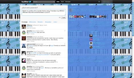 cambiar fondo twitter Personaliza el fondo de tu página de Twitter