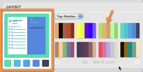 combinacion colores twitter Personaliza el fondo de tu página de Twitter