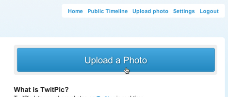compartir imagenes twitter con twitpic 4 Compartir imágenes en Twitter desde Twitpic