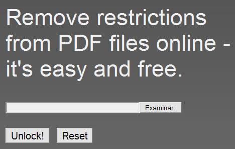 desbloquear pdf Desbloquear PDFs con PDFUnlock!