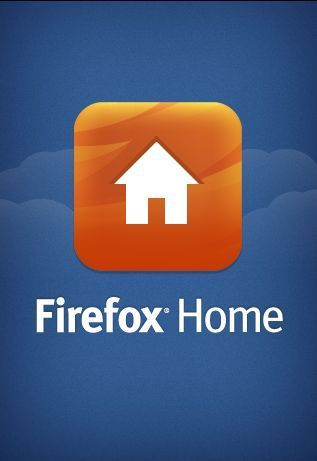 firefox home screenshot Firefox Home para BlackBerry y Symbian