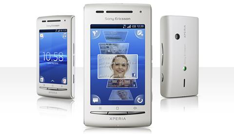 sony xperia x8 Sony Ericsson Xperia X8 en México