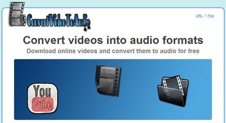 convert video to audio Convertir videos a audio con Convert Video to Audio