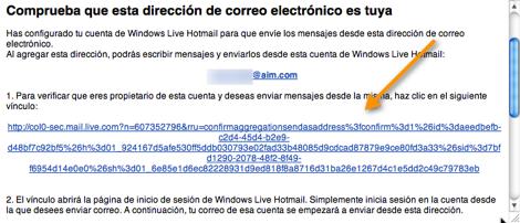hotmail.9 Agregar tus servicios de correo electrónico externo a Hotmail