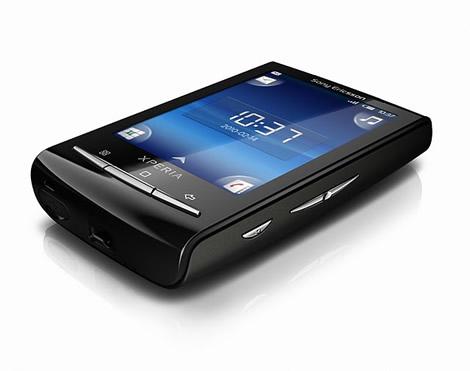 sony xperia x10 mini Sony Ericsson Xperia se actualiza a Android 2.1