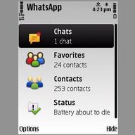 whatsapp nokia WhatsApp gratis para Nokia por 1 año