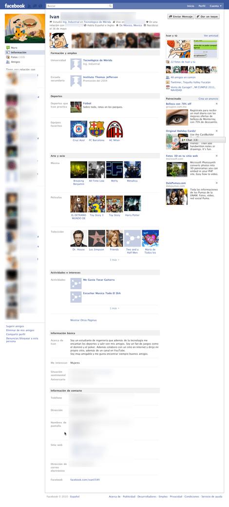 Nueva imagen perfil facebook Como activar el nuevo perfil de Facebook