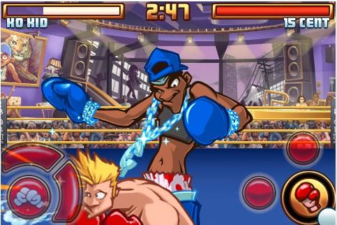 Super KO boxing 2 Juego para iPhone/iPod, Super KO Boxing 2