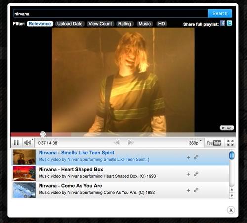 videos musica youtube Ver videos de música en uWall.tv