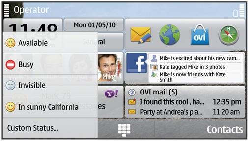 Nokia actualiza el Chat de Symbian S60