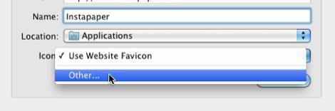hacer app de una pag web 2 Cómo hacer una App para Mac de tus sitios preferidos de internet