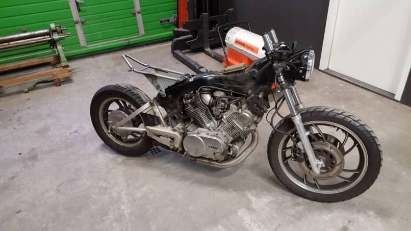 Cafe Racer Yamaha Virago Parts Adsleaf Com