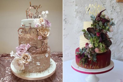 6 Wedding Cake Trends That Will Be Big in 2019 ...