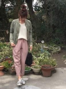miiさんの(Discoat Parisien WOMENS|ディスコートパリシアンウィメンズ)を使ったコーディネート