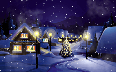 9 best Christmas live wallpapers and screensavers for PC