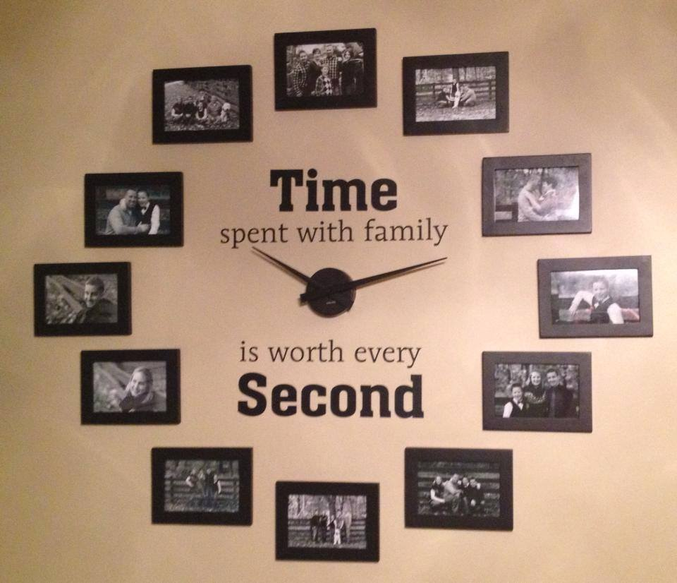 Fullsize Of Easy To Read Wall Clock