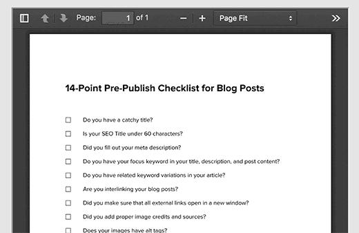 PDF Viewer demo